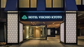 Vischio Kyoto Hotel By GRANVIA