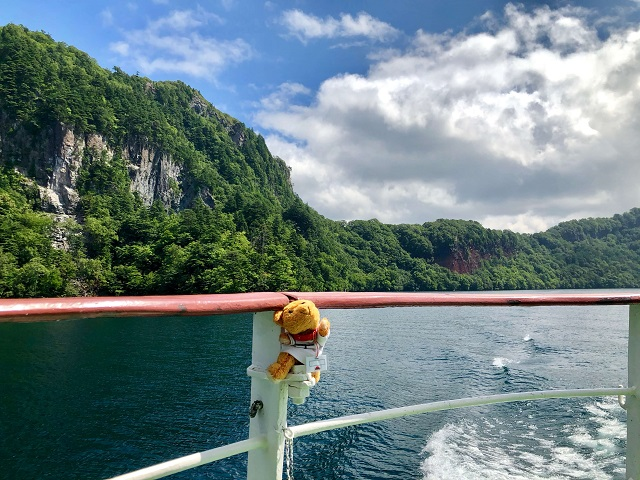 Taro's Japan Tour Adventures: Lake Ashi Cruise