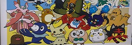 Japan Pokemon Center Mural