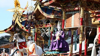 Takayama Festival Tour | Anime