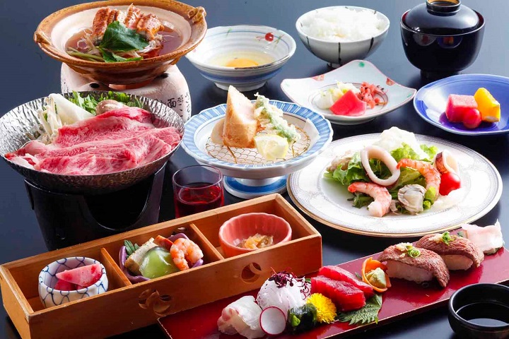 Traditional Cuisine or Japanese Art?