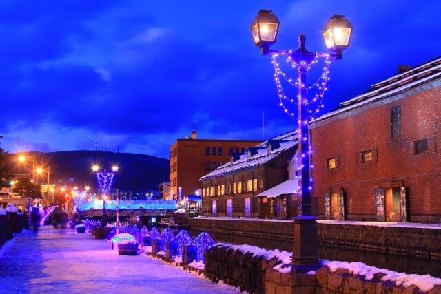 Hokkaido Winter Wonderland