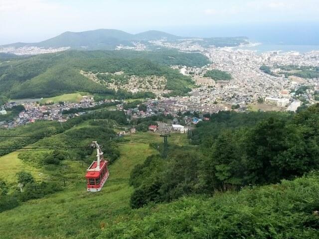 Japan's <q>Town of Hills</q>