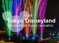 Tokyo Disneyland & DisneySea (Optional)