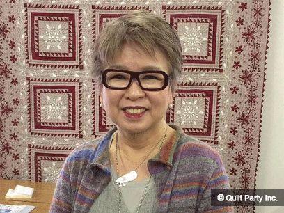 Worldwide Quilt  Master Yoko Saito