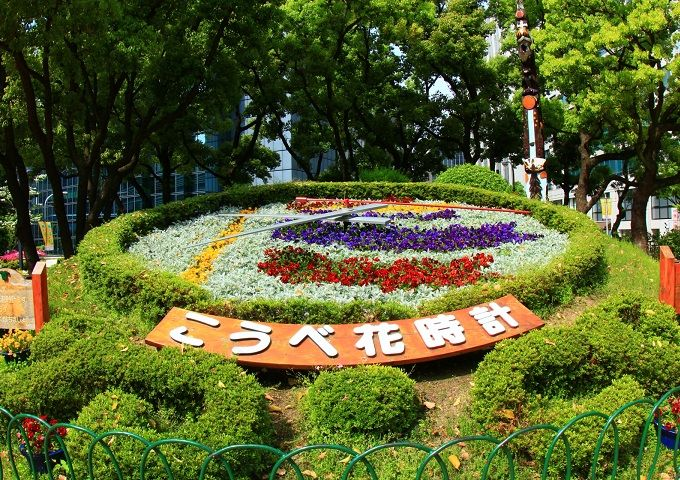 Spend a Day at the Harbor & Sannomiya