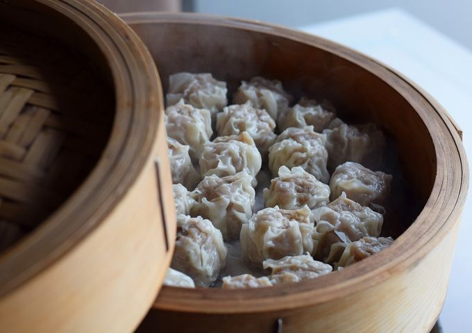 Don't Sleep on the Shumai