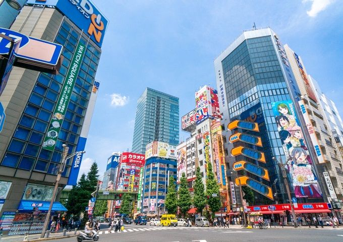 Premier Anime Shopping<br>The Anime Capital in All Japan