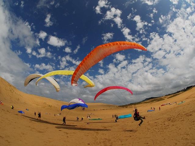 Sandy Activities