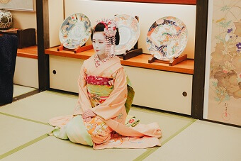 Image of a Maiko