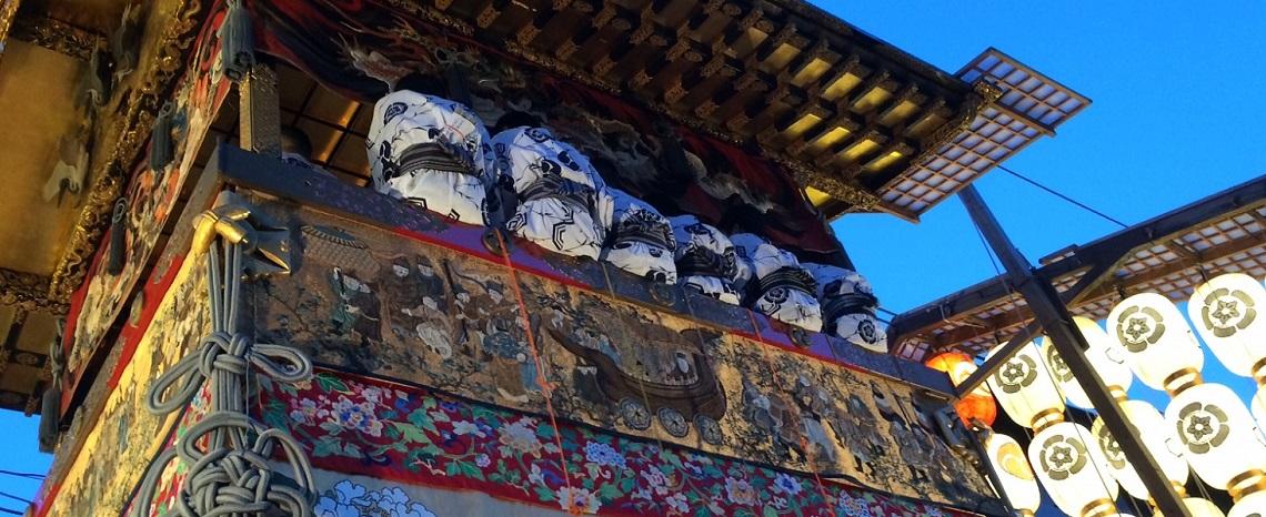 Japan Festival Tours<br> - Kyoto Gion Festival Tour 2020