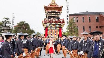 Takayama Festival | Hiroshima