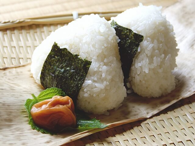 Japan's top 5 Onigiri!