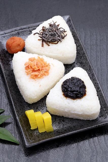 5. Tarako / たらこ (8.6 percent)<br>4. Kombu / こんぶ (8.9 percent)