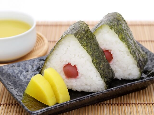 3. Umeboshi / 梅干し (12.7 percent)