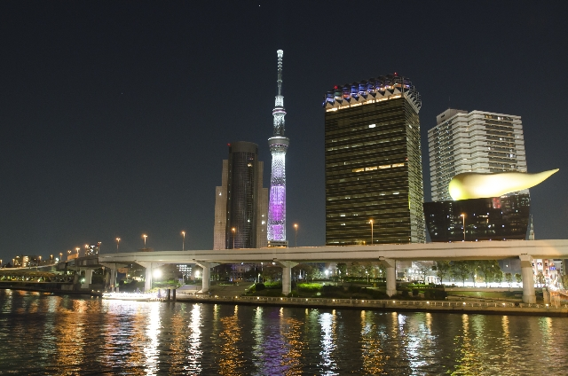 Be Sky High at Tokyo Skytree