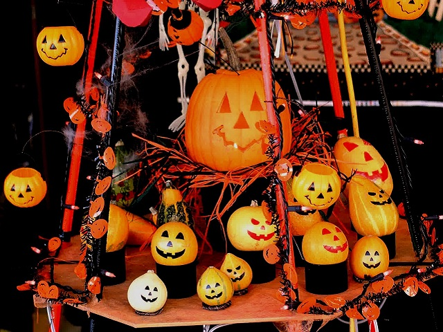 Happy Halloween from Japan Deluxe Tours!