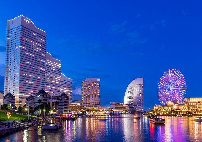 Falling in Love with: Yokohama
