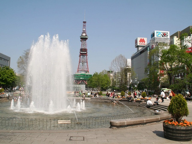 Falling in Love with: Sapporo