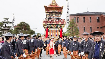 Takayama Festival | Anime & Hiroshima