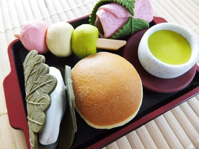 5 Sweets to Snack on in Tokyo