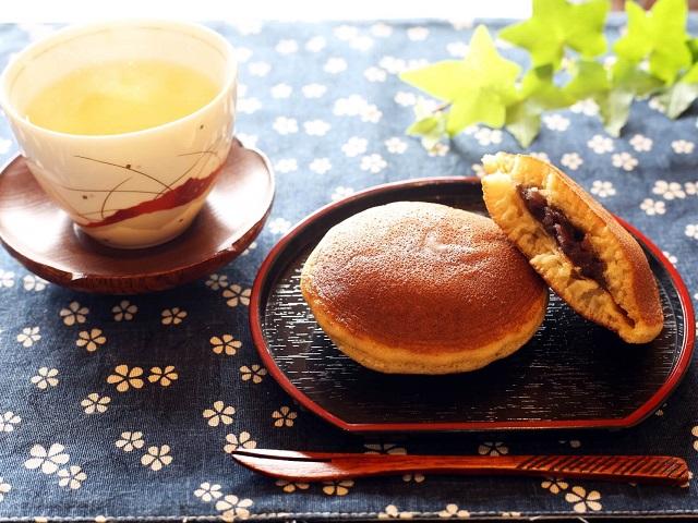 Dorayaki & Manju