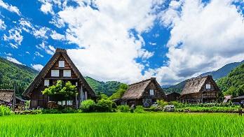 Takayama & Villages | Anime & Hiroshima