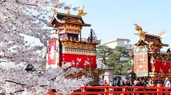 Takayama Festival | Anime