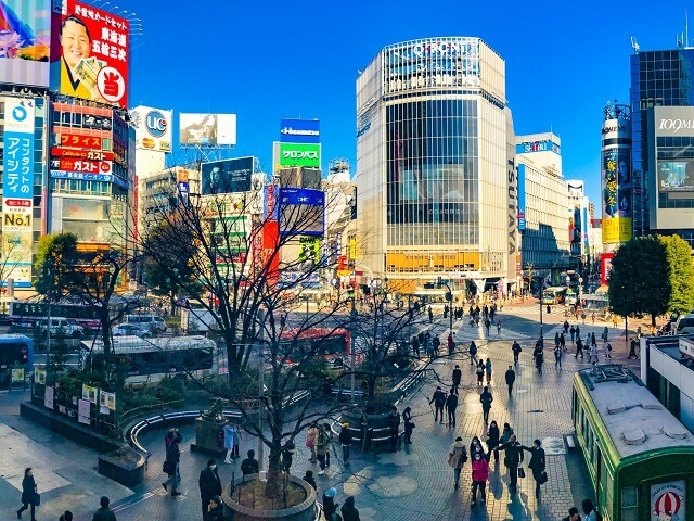 The World of Shibuya