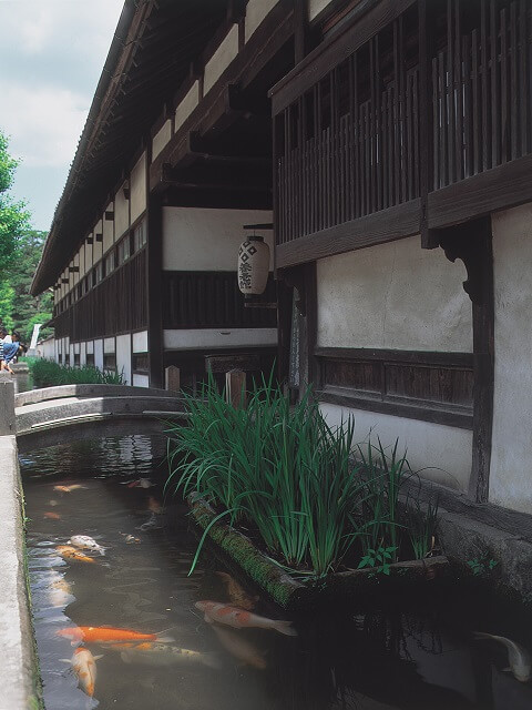 District of Samurai Houses