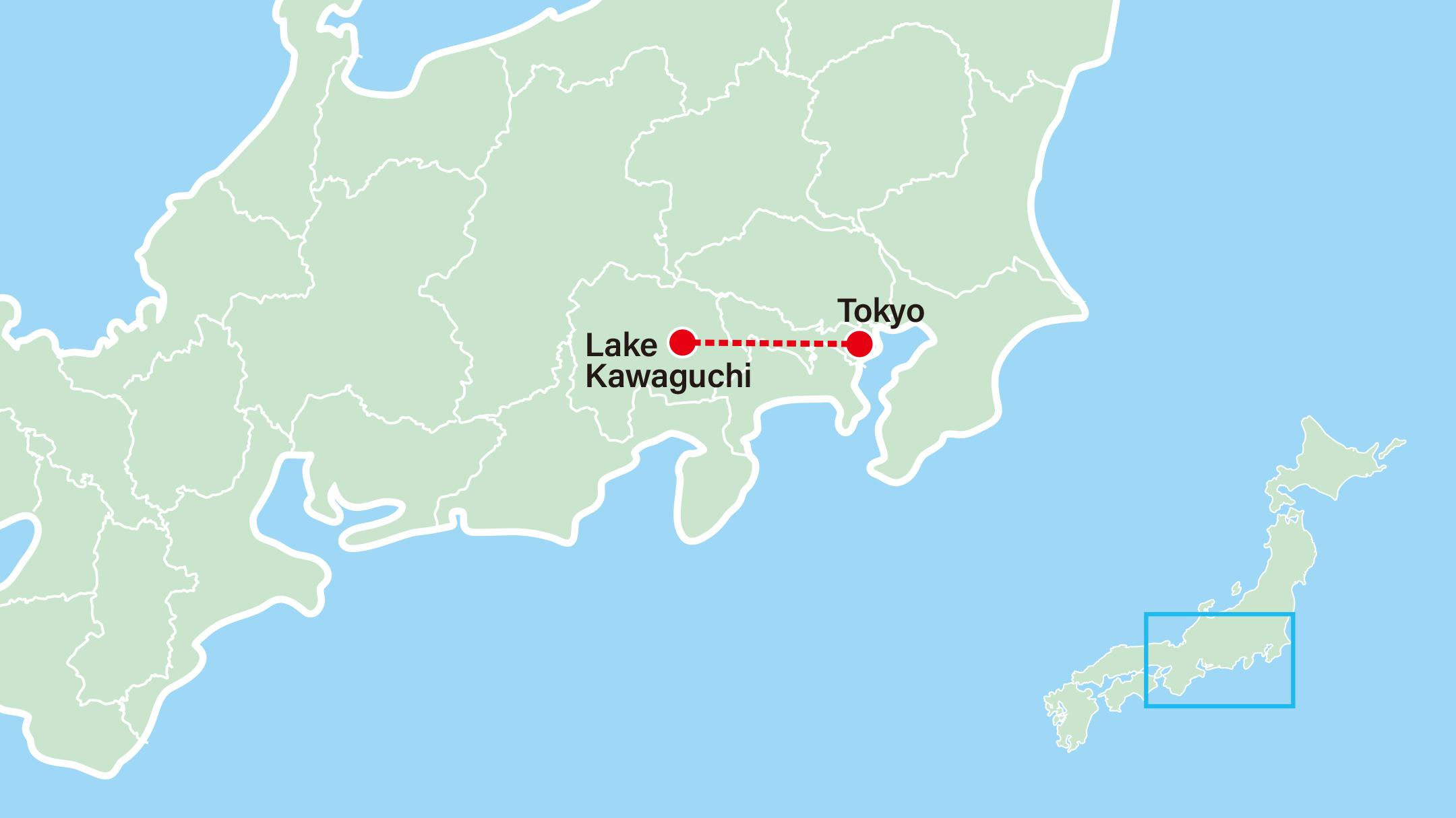 Tokyo International Great Quilt Festival 6 Days-Tokyo-Lake Kawaguchi