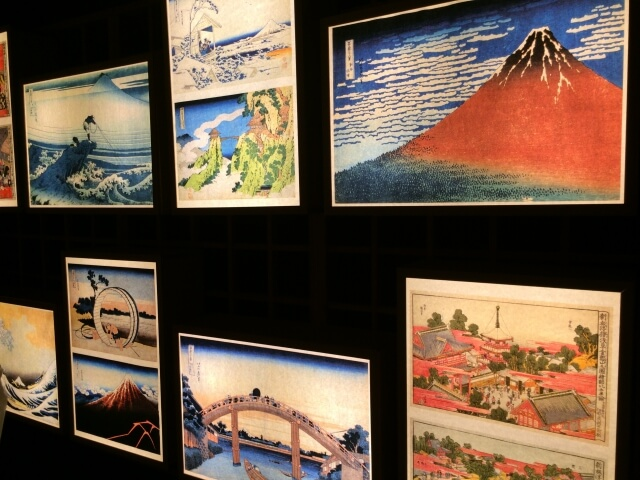 Collection of Hokusai's Greatest Works