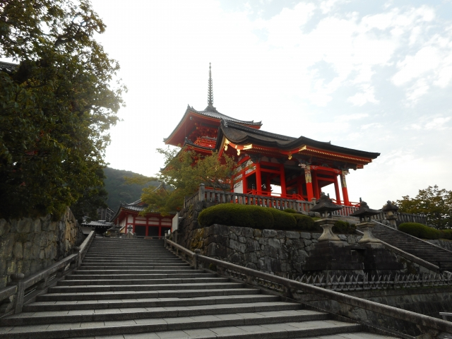 Kyoto's Most Popular Japanese Temple