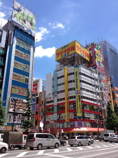 <em>Akihabara Travel Guide</em><br>Recommended Anime Activities