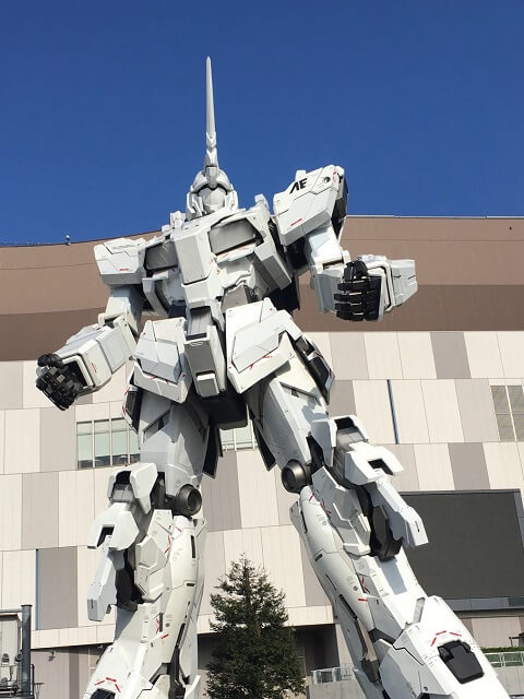 The Defender of Odaiba