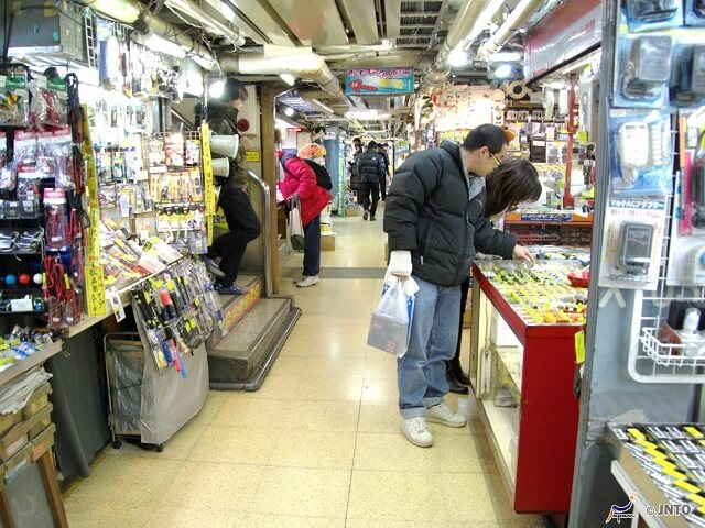 Tokyo's Go-To Anime Store