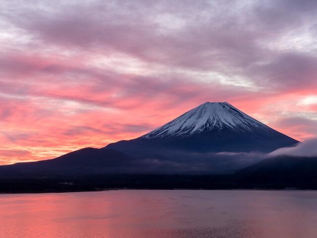 The Symbol of Japan   Mt. Fuji