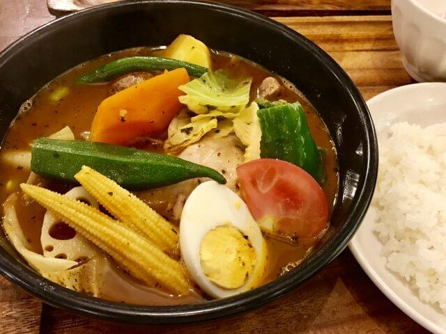 Soup Curry | Hokkaido Favorite