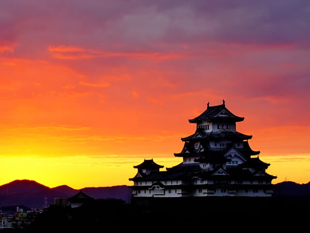 Original Japanese Castles