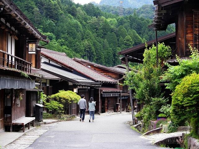 Nagano Tsumago | Related Pages