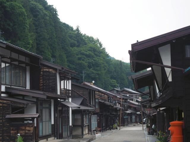 Well-Preserved District   Narai-Juku