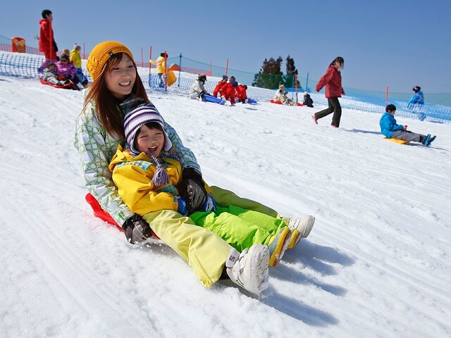 Family Winter Sports Vacation | Hakuba