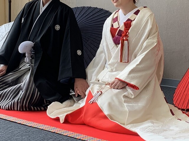 Traditional Japanese Bride Experience