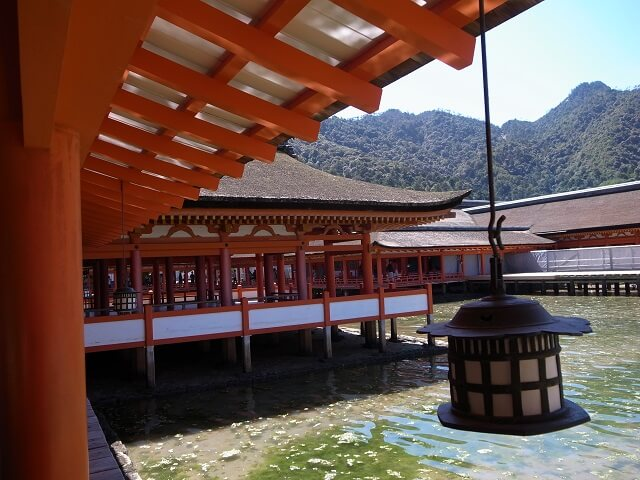 Home of the Floating Tori Gates | Miyajima