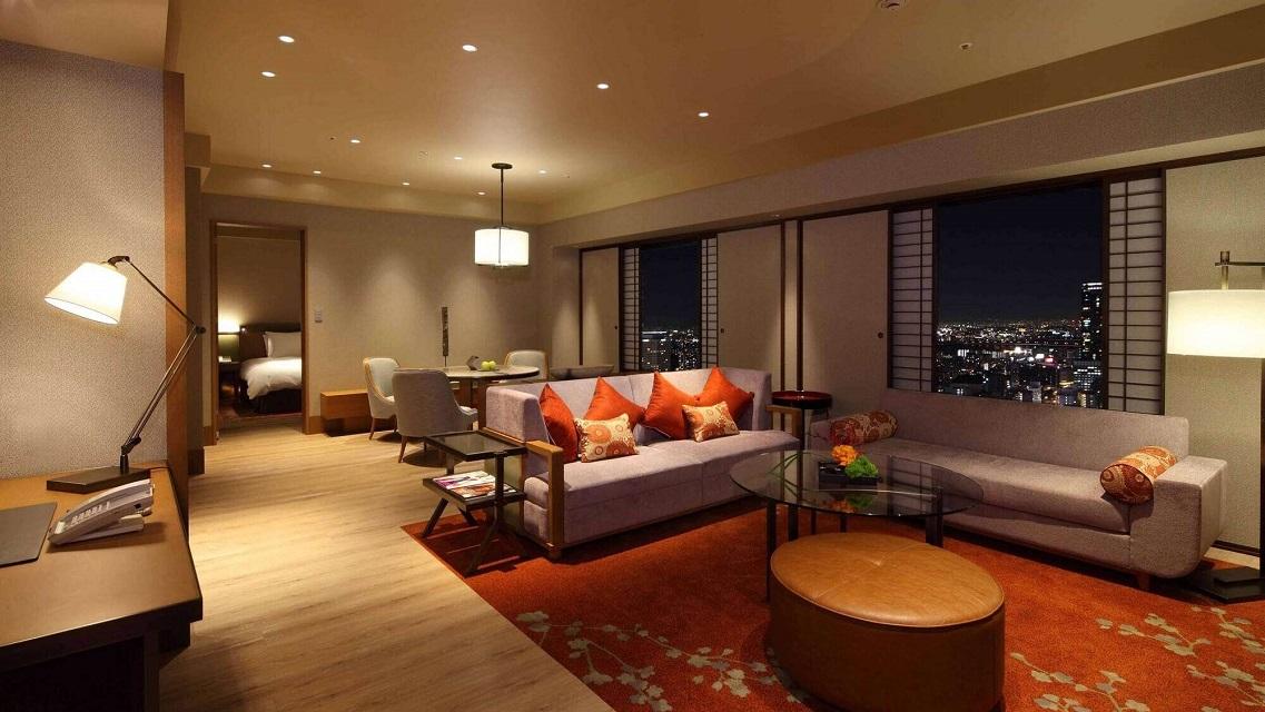 Osaka Hilton Hotel