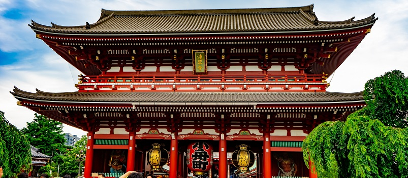Japan Private Tour 8 Days