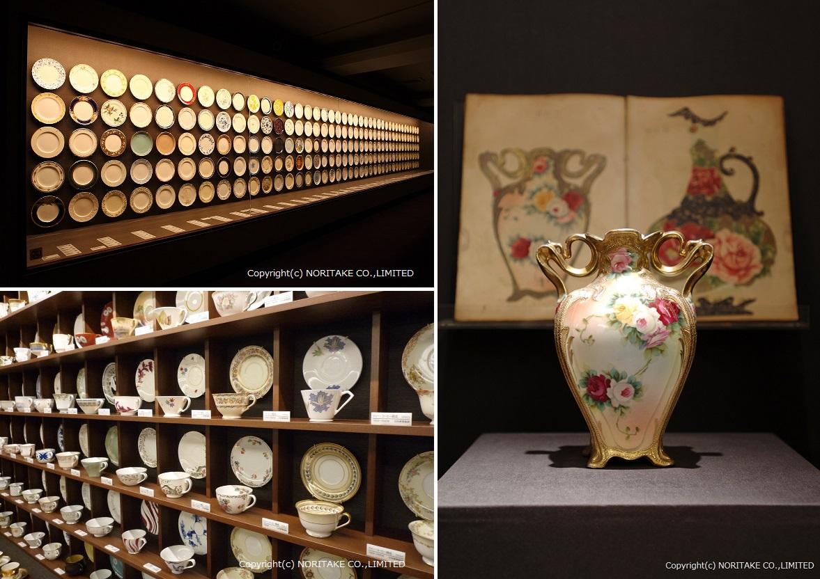 History of Noritake's Ceramics