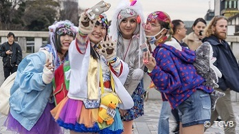 AnimeJapan 2021, 2022 with Osaka Anime Festa