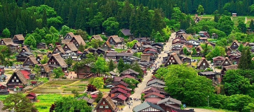 Takayama & Villages | Hidden Trail<span class=