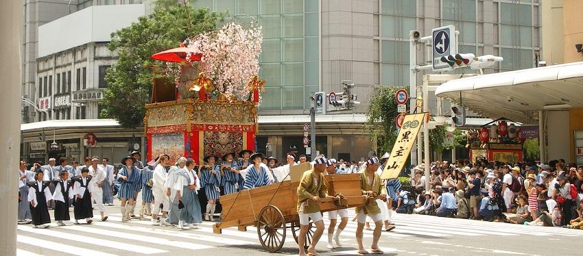 Gion Festival Tour 8 Days